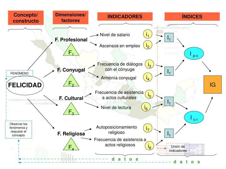Concepto/ constructo