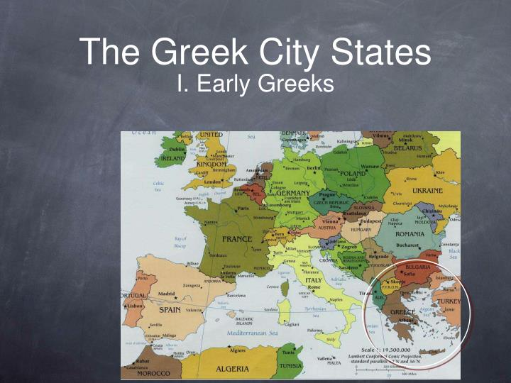 the greek city states n.