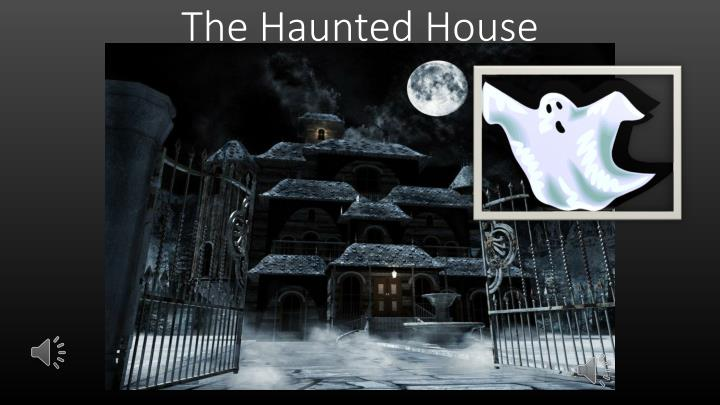 the haunted house n.