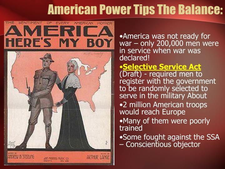 American Power Tips The Balance: