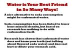 water is your best friend in so many ways2