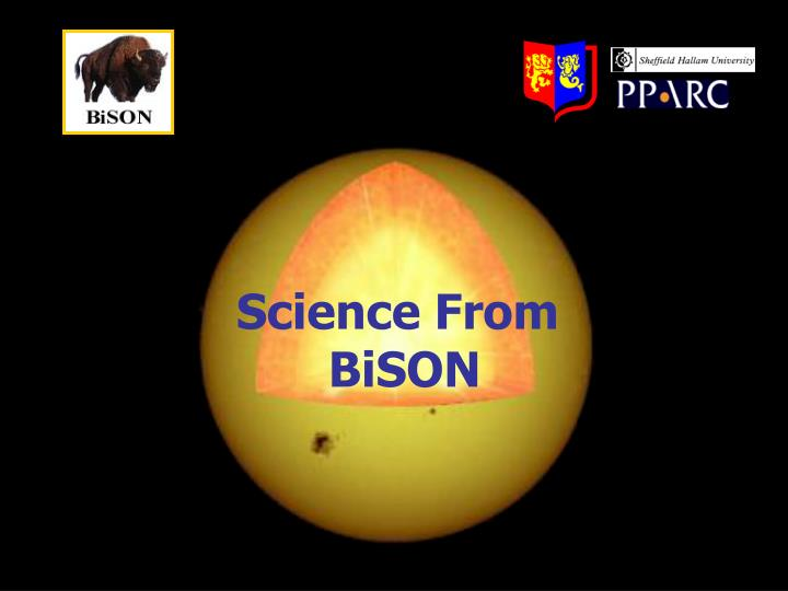 science from bison n.
