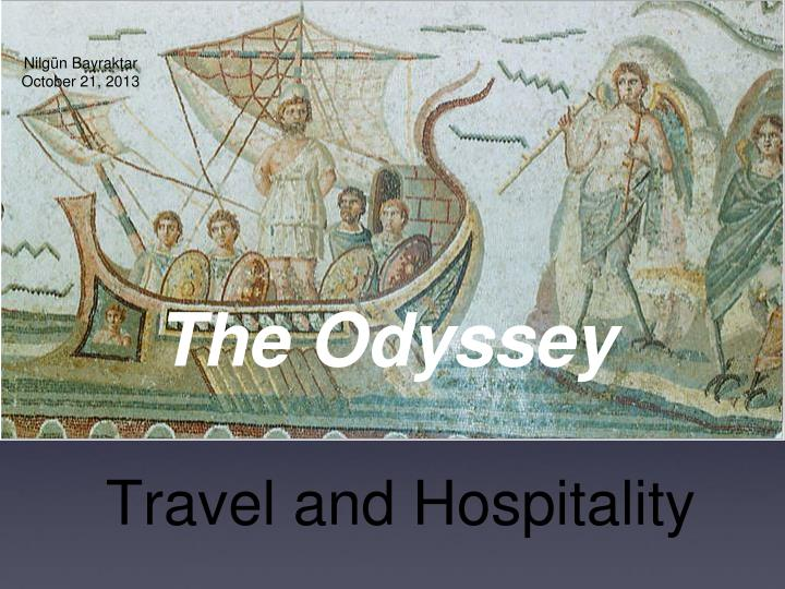 travel and hospitality n.