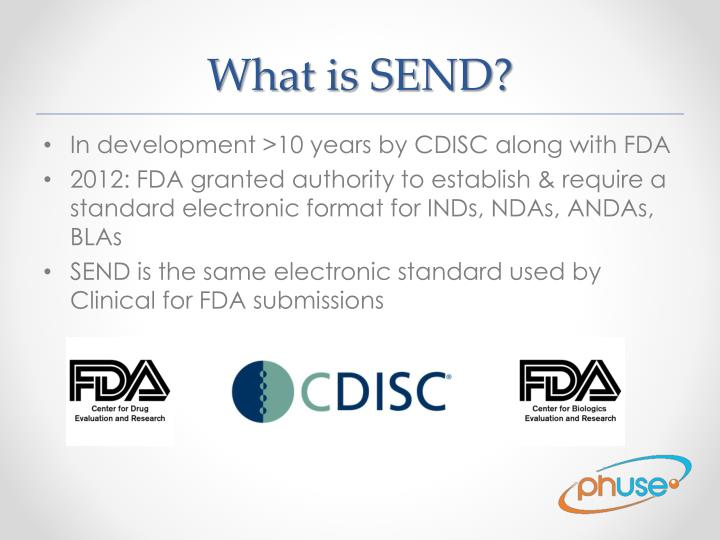 What is send