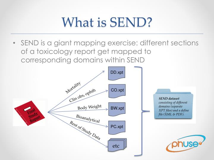 What is send1