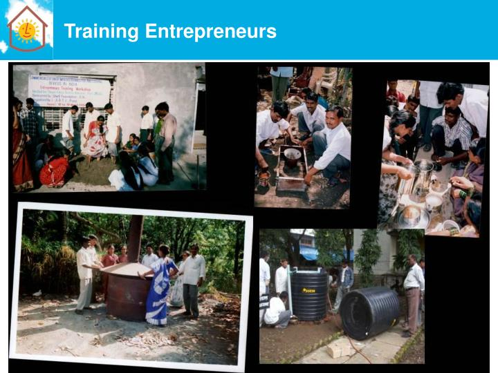 Training Entrepreneurs
