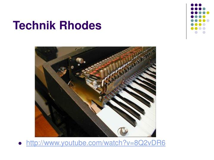 Technik Rhodes