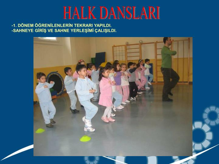 HALK DANSLARI