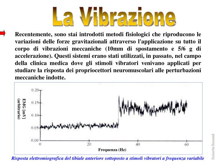 La Vibrazione