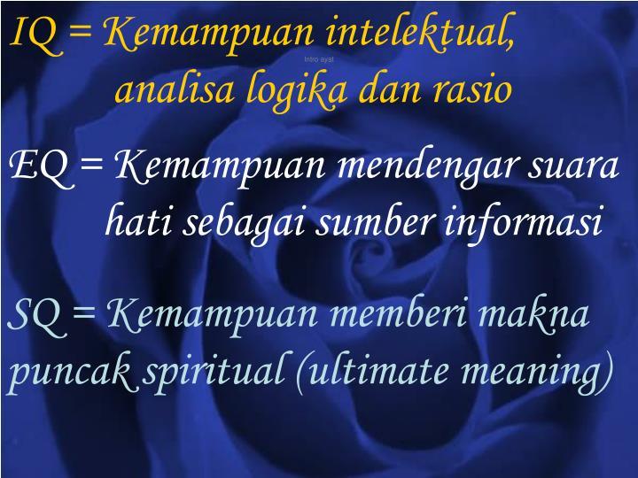 Intro ayat1