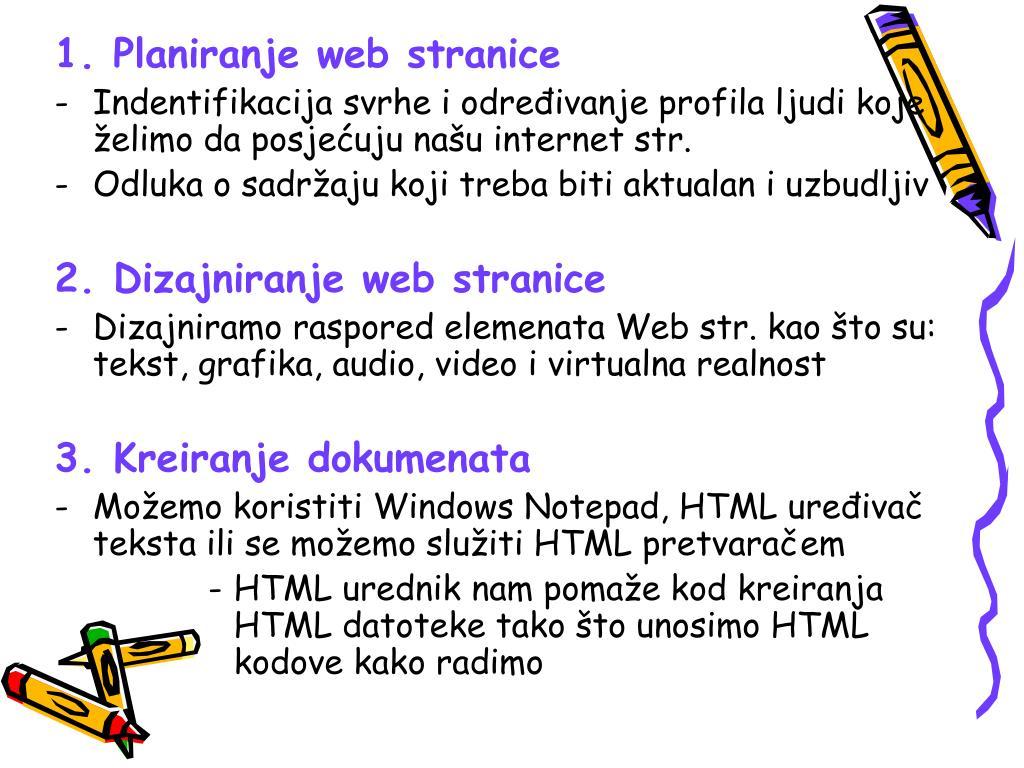 upoznavanje sam na mreži