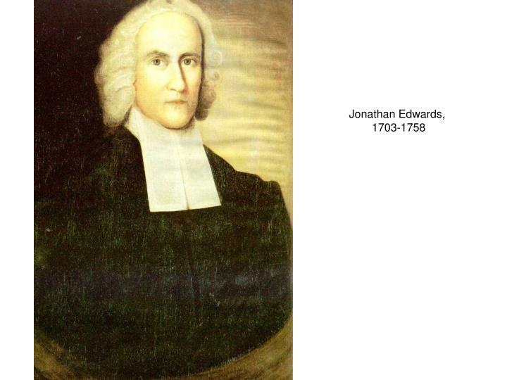 Jonathan Edwards,