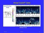 actual icesat data