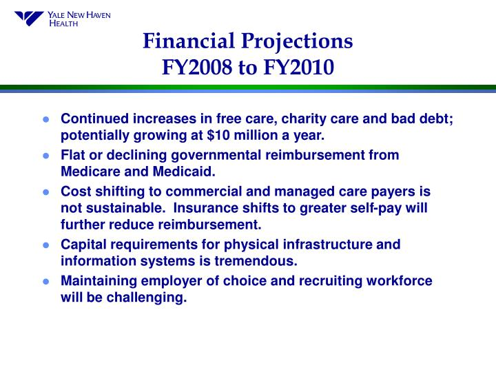 Financial Projections