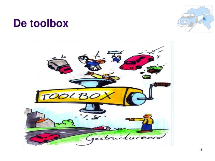 De toolbox