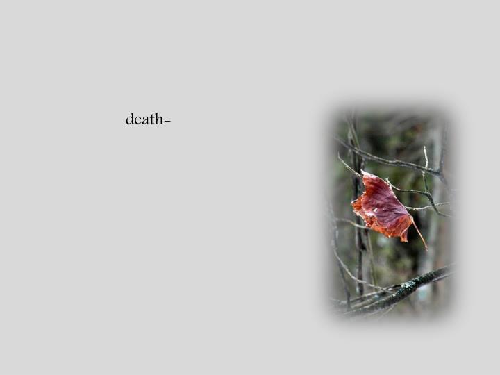 death-