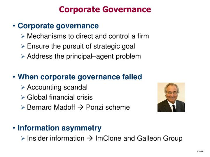 coperate gorvernance essay Corporate governance - 2532 words in a commercial organisation, the board of directors is typically charged with the key responsibility for corporate governance - protecting the rights of shareholders and creditors, ensuring contractual obligations and regulatory compliance.