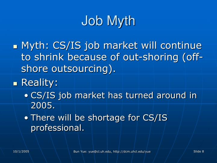 Job Myth