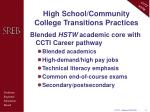 high school community college transitions practices2