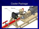 cooler package