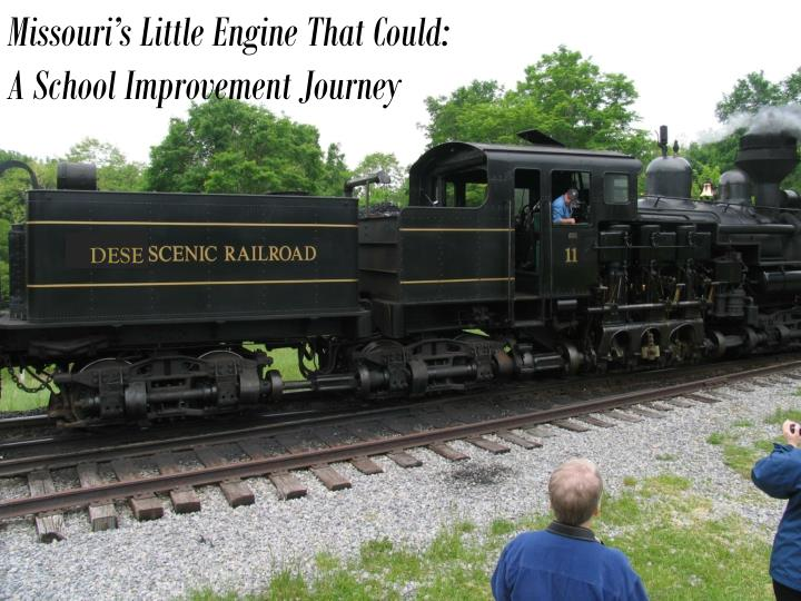 Missouri's Little Engine That Could: