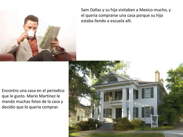 Sam Dallas y