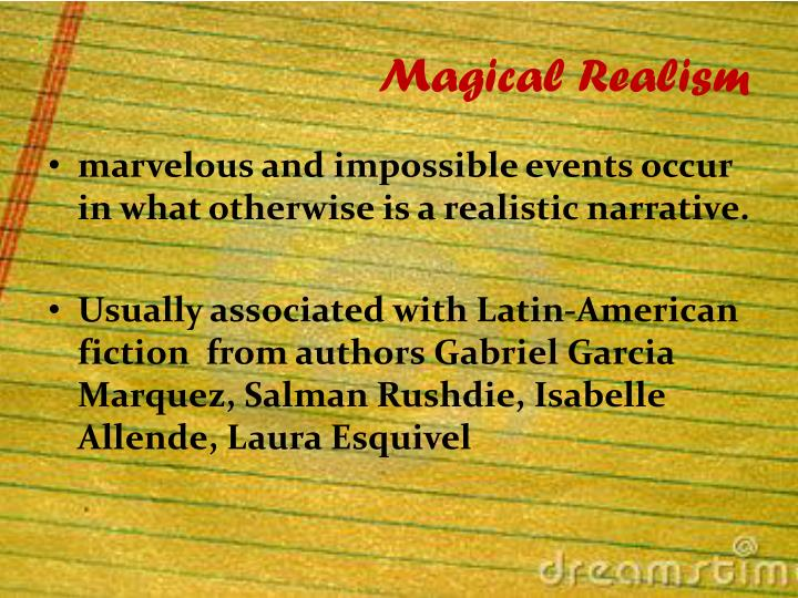 Magical Realism