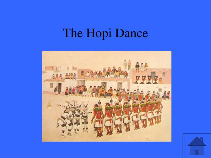 The Hopi Dance
