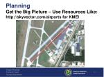 planning get the big picture use resources like http skyvector com airports for kmei
