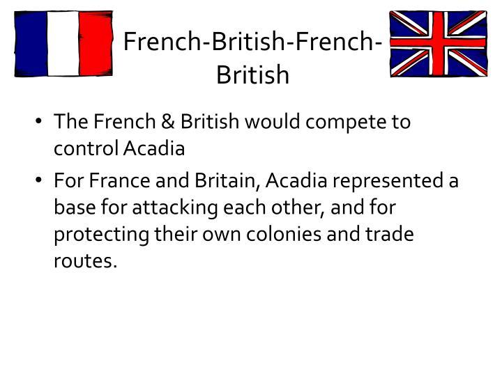 French-British-French-British
