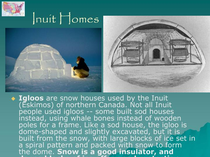 Inuit Homes