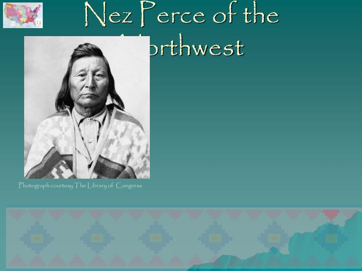 Nez Perce of the Northwest