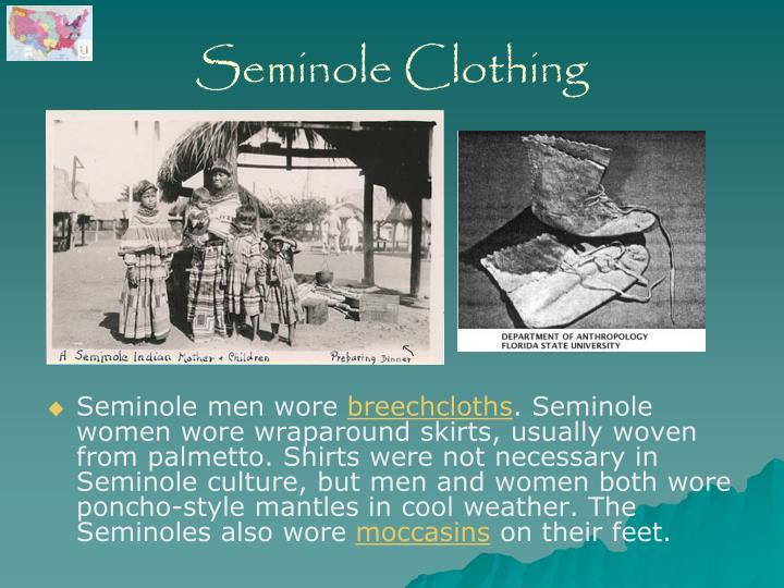 Seminole Clothing