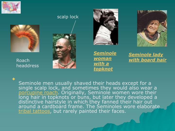 scalp lock