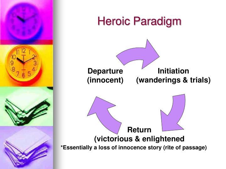 Heroic paradigm