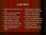 lead belly2
