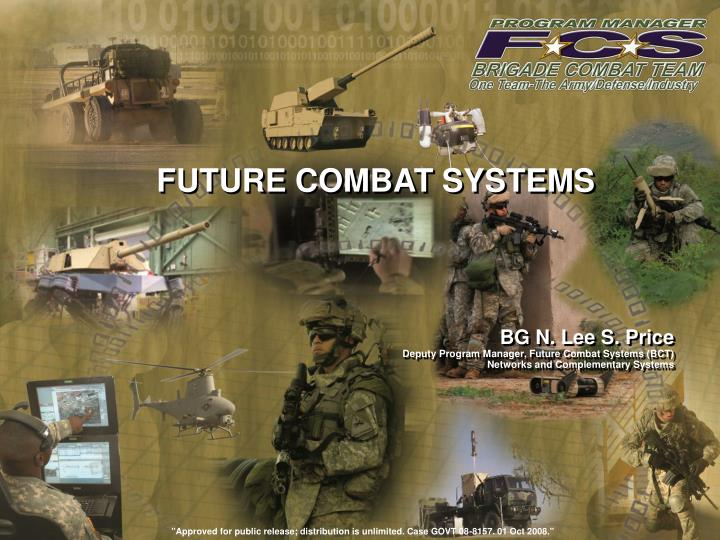future combat systems n.