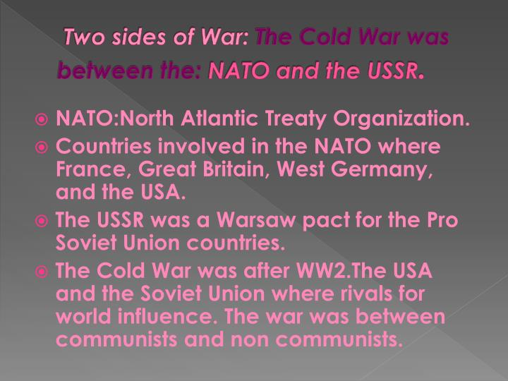 the soviet union was aggressively expansionist essay Furthermore, stalin was not an aggressively expansionist dictator commited to spreading communism to the world he was far more interested in securing his position in the soviet union and building a buffer zone to mean that future capitalist invasions would be done on puppet state soil, not soviet soil.