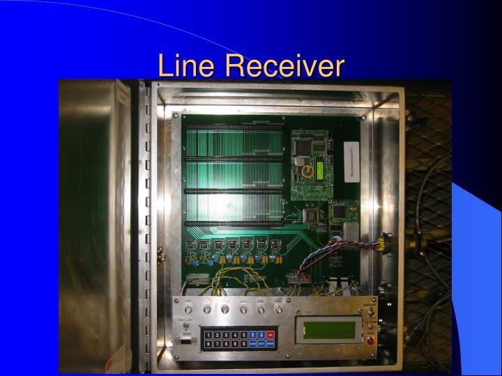 Line Receiver