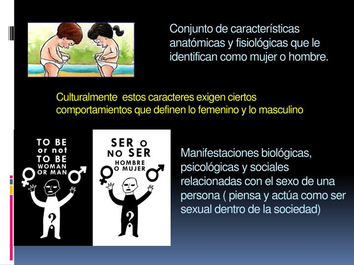 PPT - SEXUALIDAD HUMANA PowerPoint Presentation - ID:6189482