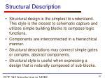 structural description