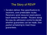 the story of rsvp
