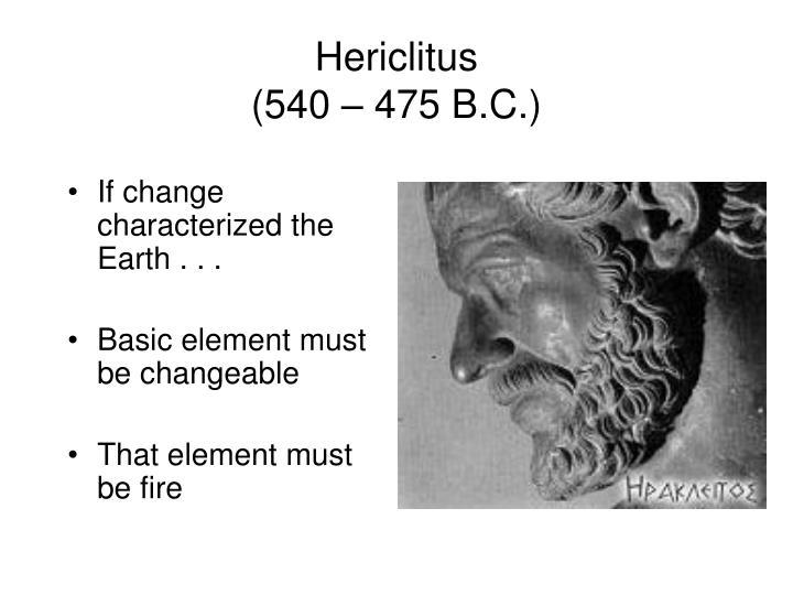 Hericlitus