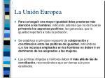 la uni n europea1