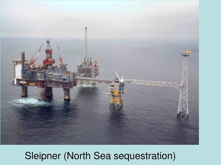 Sleipner (North Sea sequestration)