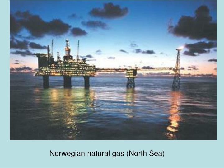 Norwegian natural gas (North Sea)