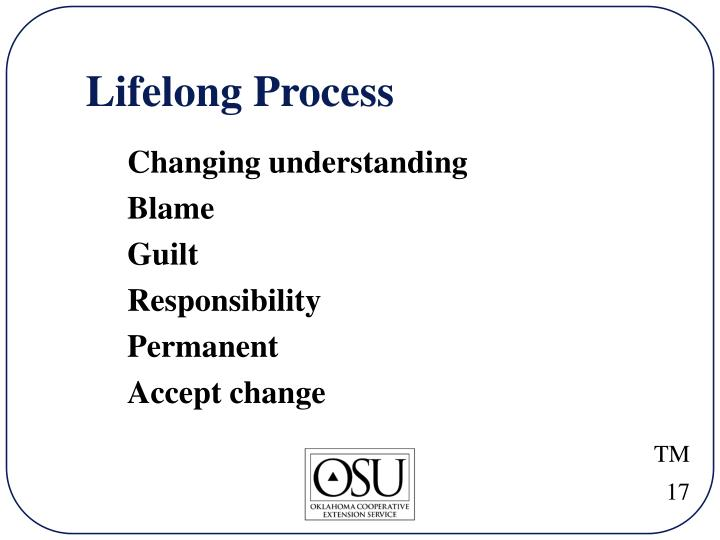 Lifelong Process