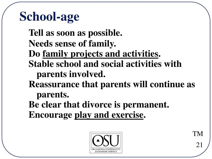 School-age