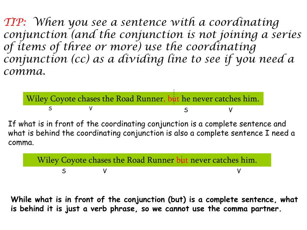 PPT - Parts of a Sentence: Clauses PowerPoint Presentation