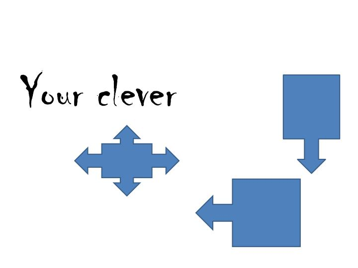 Your clever